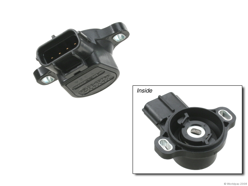 AISAN - Throttle Position Sensor - WDC W0133-1739339