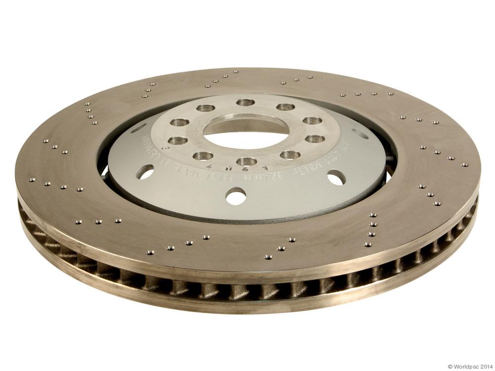 FBS - Original Equipment OE Replacement Brake Disc - B2C W0133-1597326-OEA