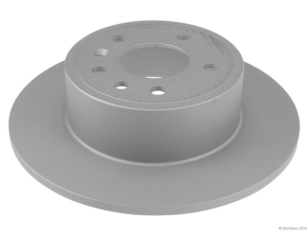 FBS - Zimmermann Coat-Z Brake Disc (Rear) - B2C W0133-1616543-ZIC