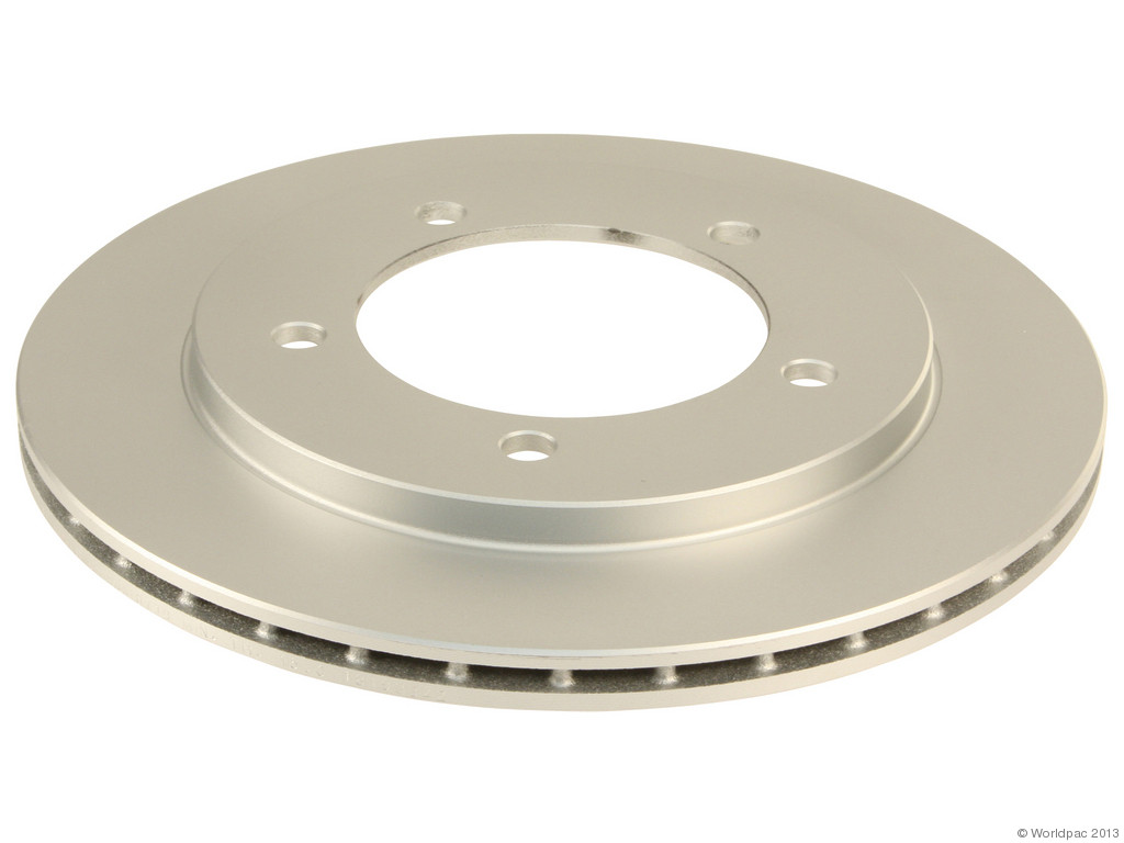 Bosch -  QuietCast Premium Coated Brake Disc (Front) - B2C W0133-1617806-BOS
