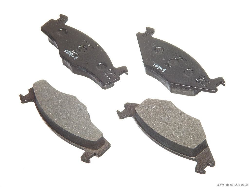 FBS - ATE OE Formulated Brake Pad Set With Shims (Front) - B2C W0133-1620802-ATE