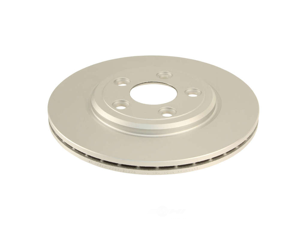 FBS - Bosch QuietCast Premium Coated Brake Disc - B2C W0133-1621848-BOS