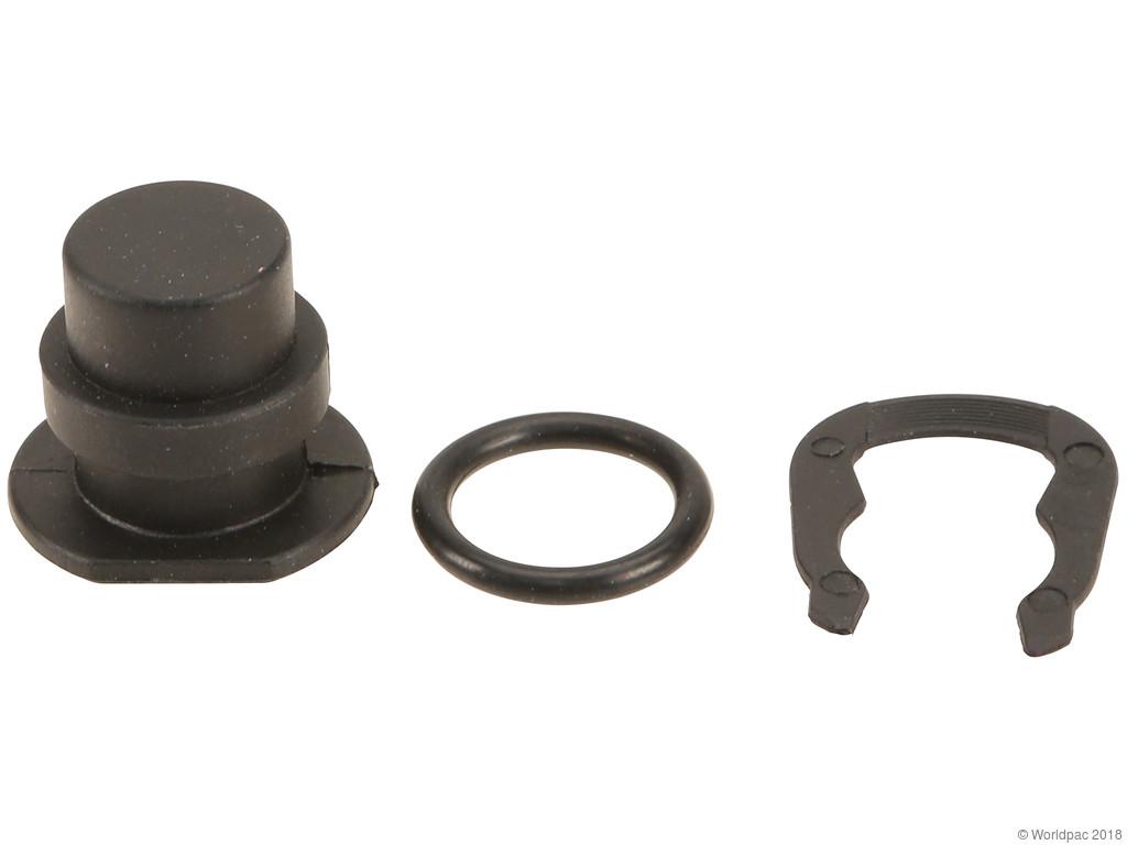 FBS - Febi Cooling Hose Flange Plug Includes O-ring & Clip - B2C W0133-1644310-FEB