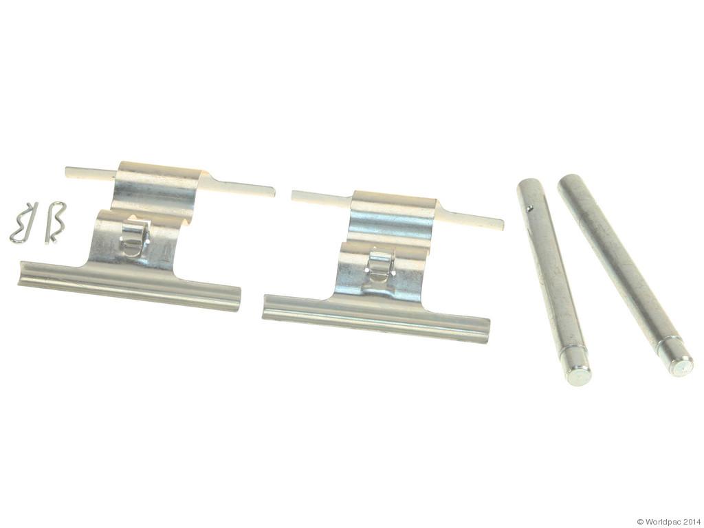 FBS - Original Equipment Brake Hardware Kit - B2C W0133-1647736-OEA