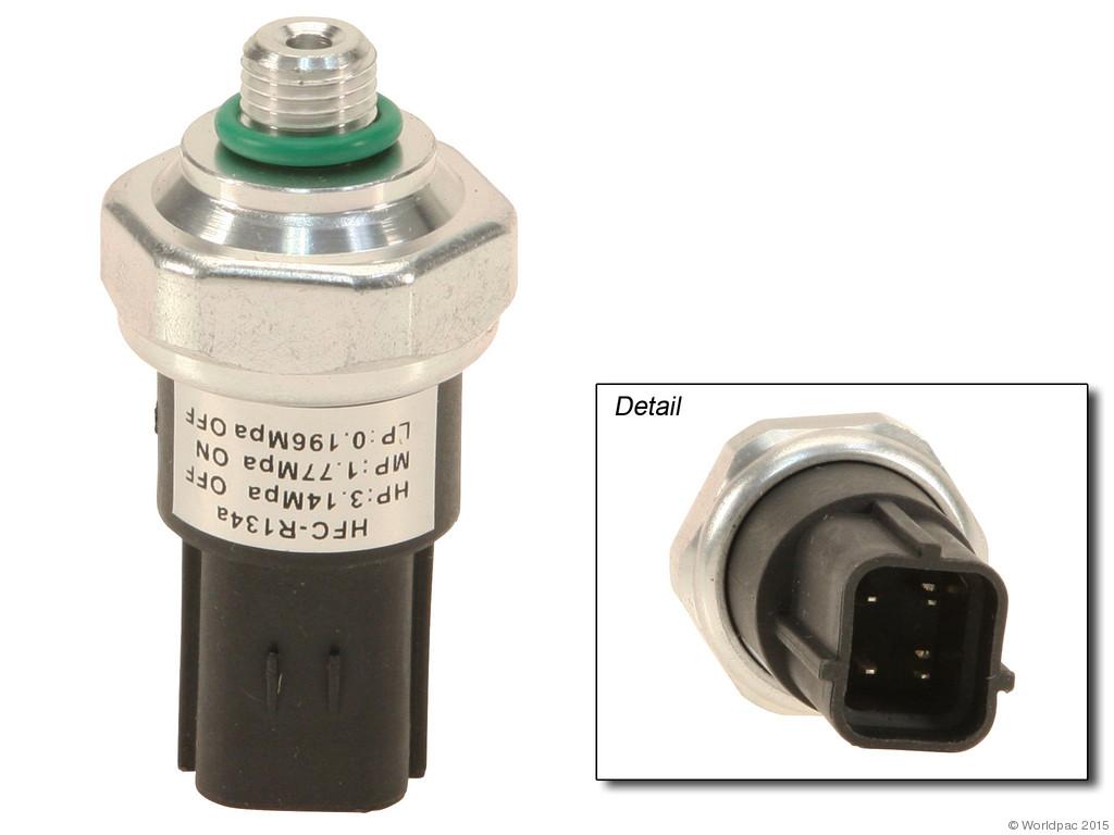 FBS - Santech/ Omega Envir. Tech. A/C Pressure Switch - B2C W0133-1650182-SII