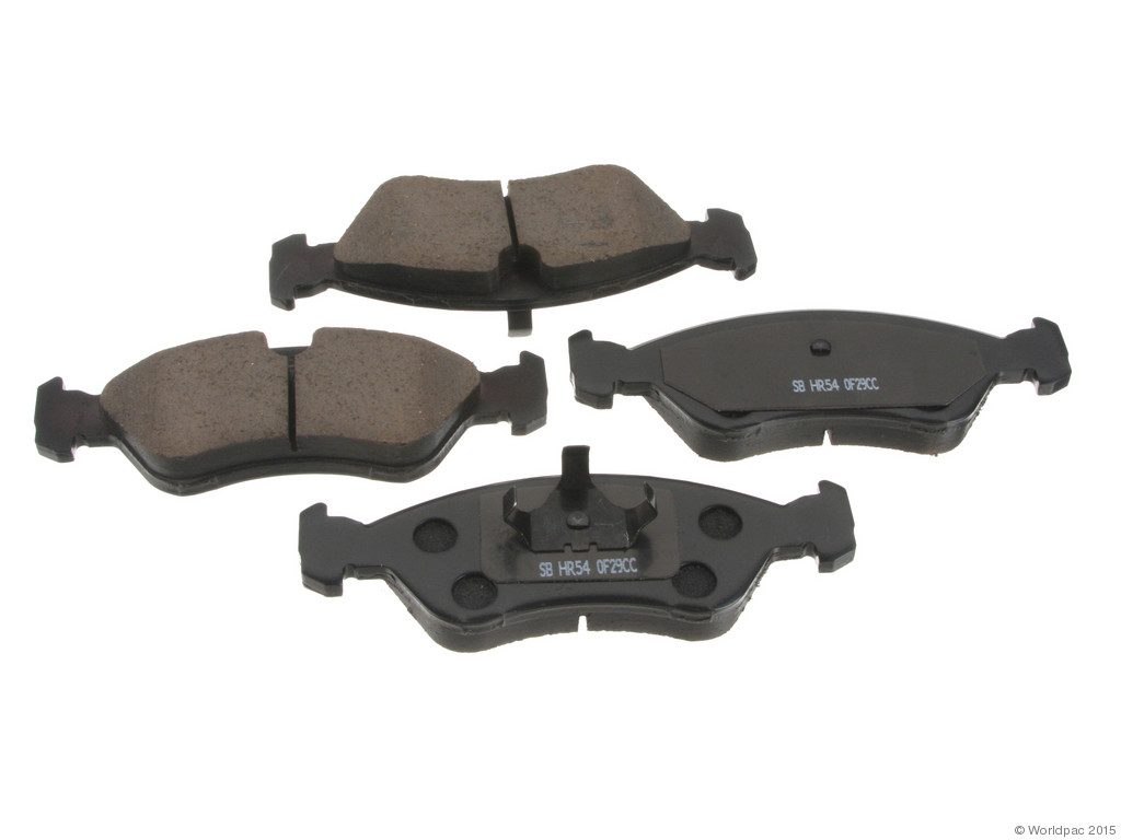 FBS - Sangsin Ceramic Brake Pad Set (Front) - B2C W0133-1654953-SBC