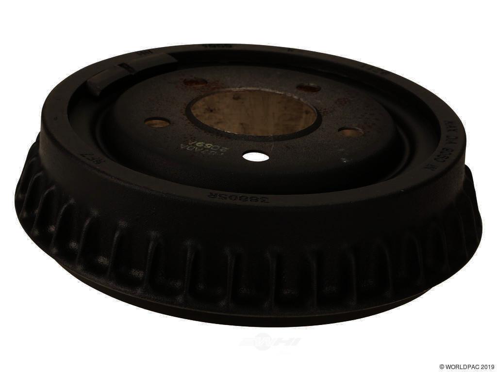 FBS - Motorcraft Brake Drum - B2C W0133-1705248-MTR