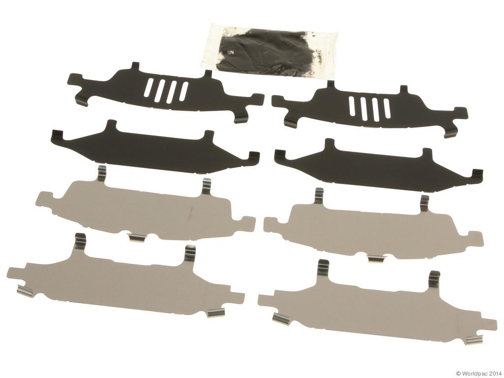 FBS - Genuine Brake Pad Shim Set (Front) - B2C W0133-1746222-OES