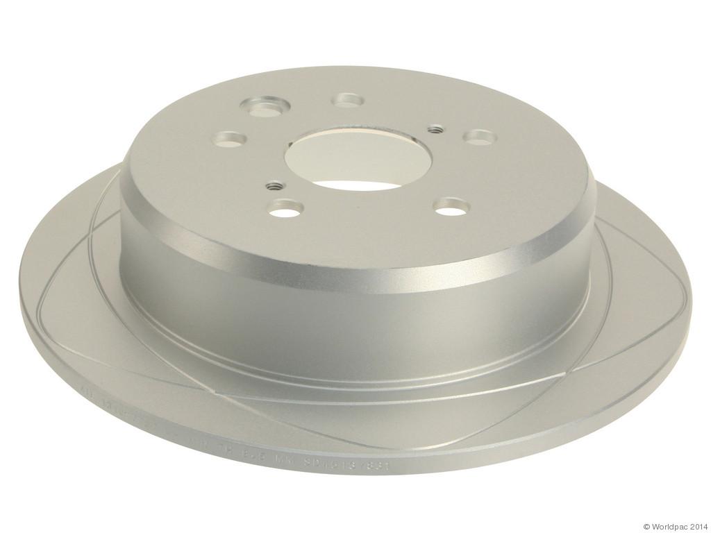 Mountain -  - Japan Coated Brake Disc (Rear) - B2C W0133-1783046-MTN