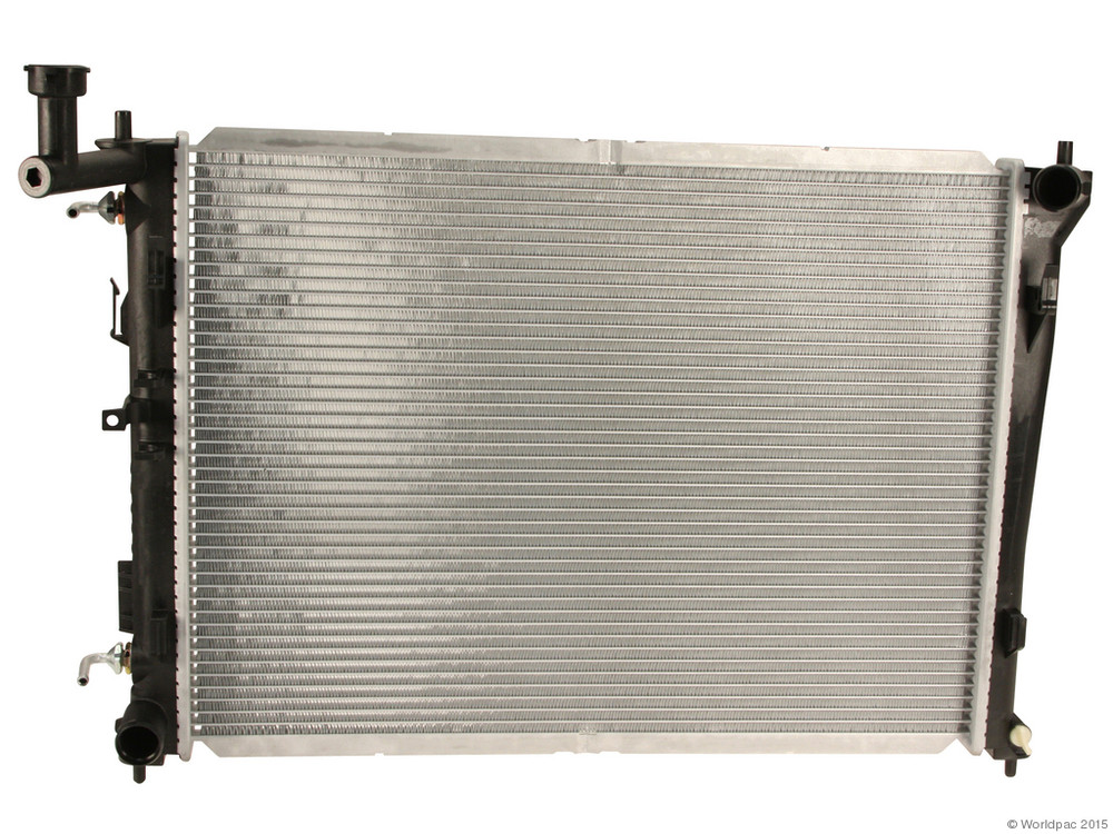 B2C CENTRAL - Metrix Aluminum Core Radiator Plastic Tank - B2C W0133-1786199-MTX