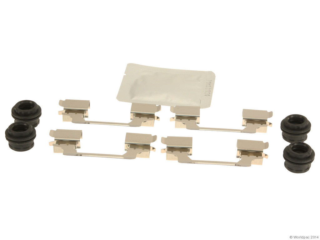 FBS - Textar Brake Hardware Kit - B2C W0133-1787692-TEX
