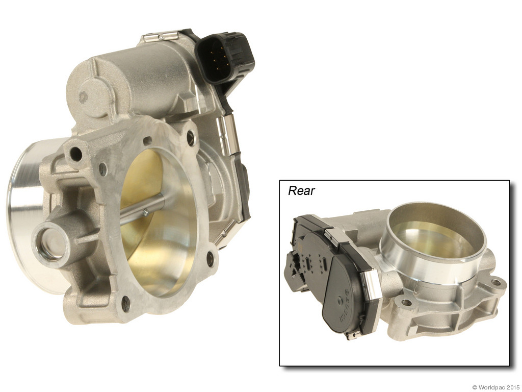 B2C CENTRAL - Bosch FI Throttle Body - B2C W0133-1801931-BOS