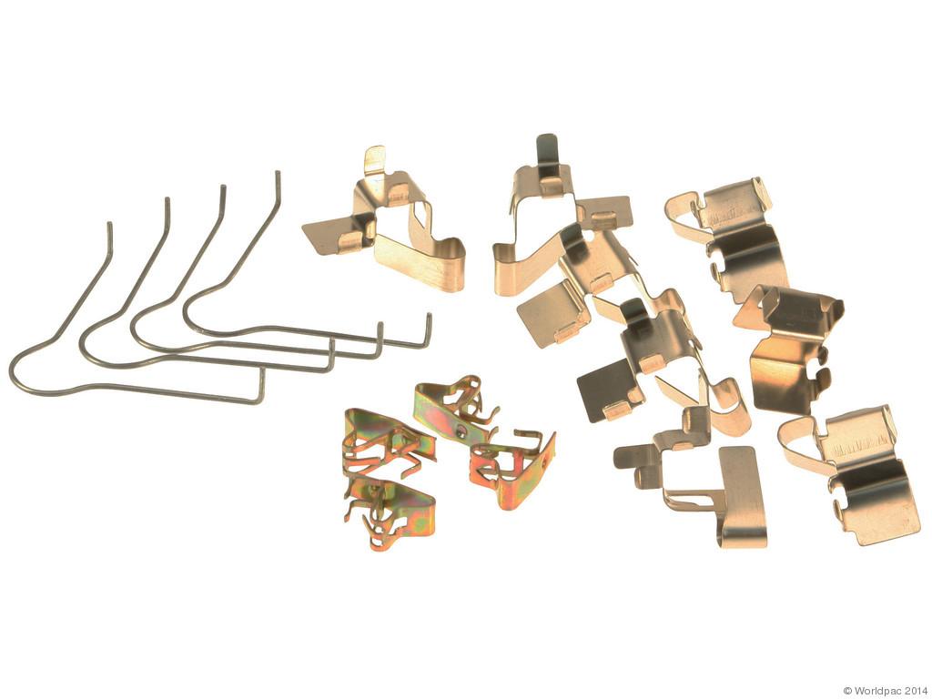 FBS - Pex Brake Hardware Kit (Front) - B2C W0133-1802647-PEX