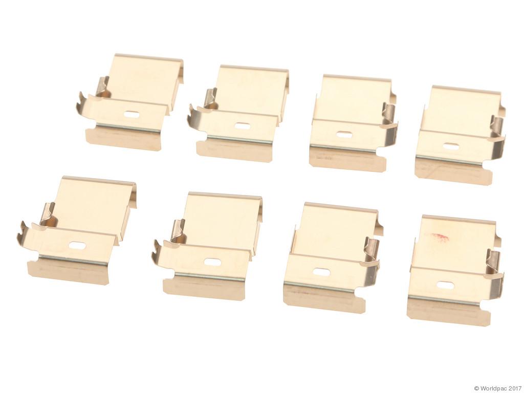 FBS - Genuine Brake Hardware Kit (Front) - B2C W0133-1802662-OES