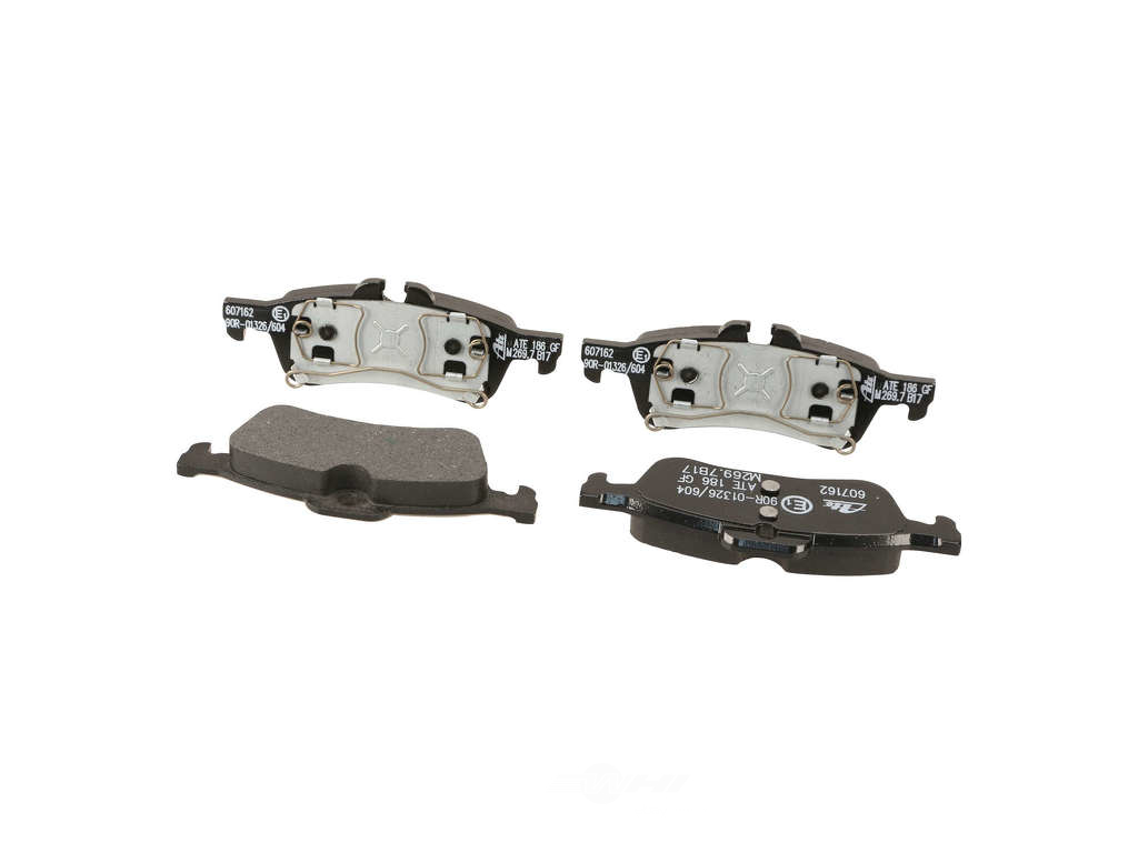 FBS - ATE Original OE Formulated Brake Pad Set w/ Shims (Rear) - B2C W0133-1820225-ATE
