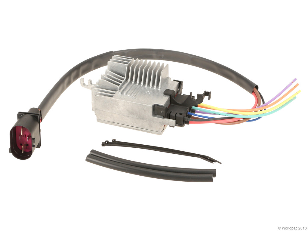 FBS - Original Equipment Aux. Fan Control Unit - B2C W0133-1833040-OEA