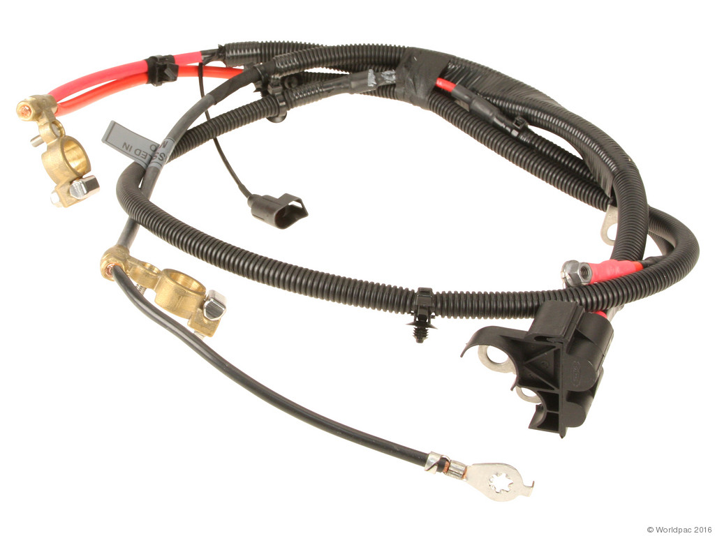 FBS - Motorcraft Battery Cable - B2C W0133-1863284-MTR