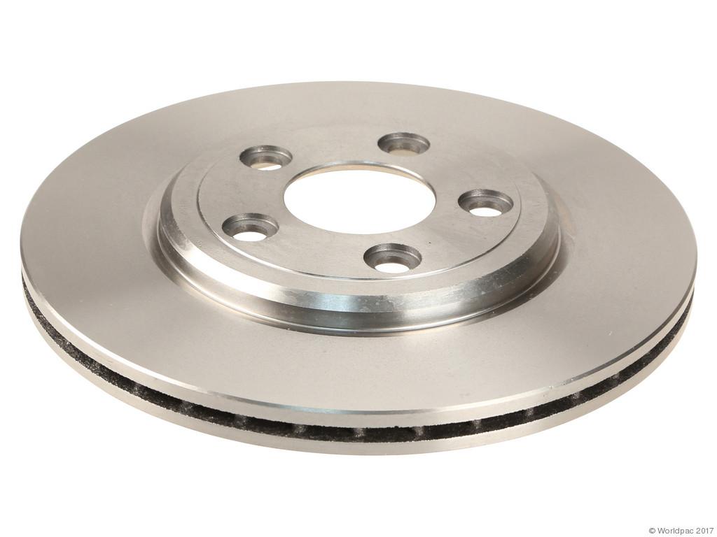 FBS - Eurospare Coated Brake Disc Single Disc - B2C W0133-1909396-ESP