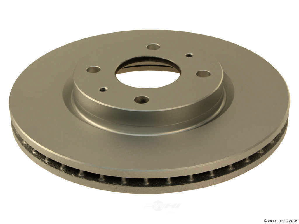 FBS - Bosch QuietCast Brake Disc Coated (Front) - B2C W0133-1911245-BOS