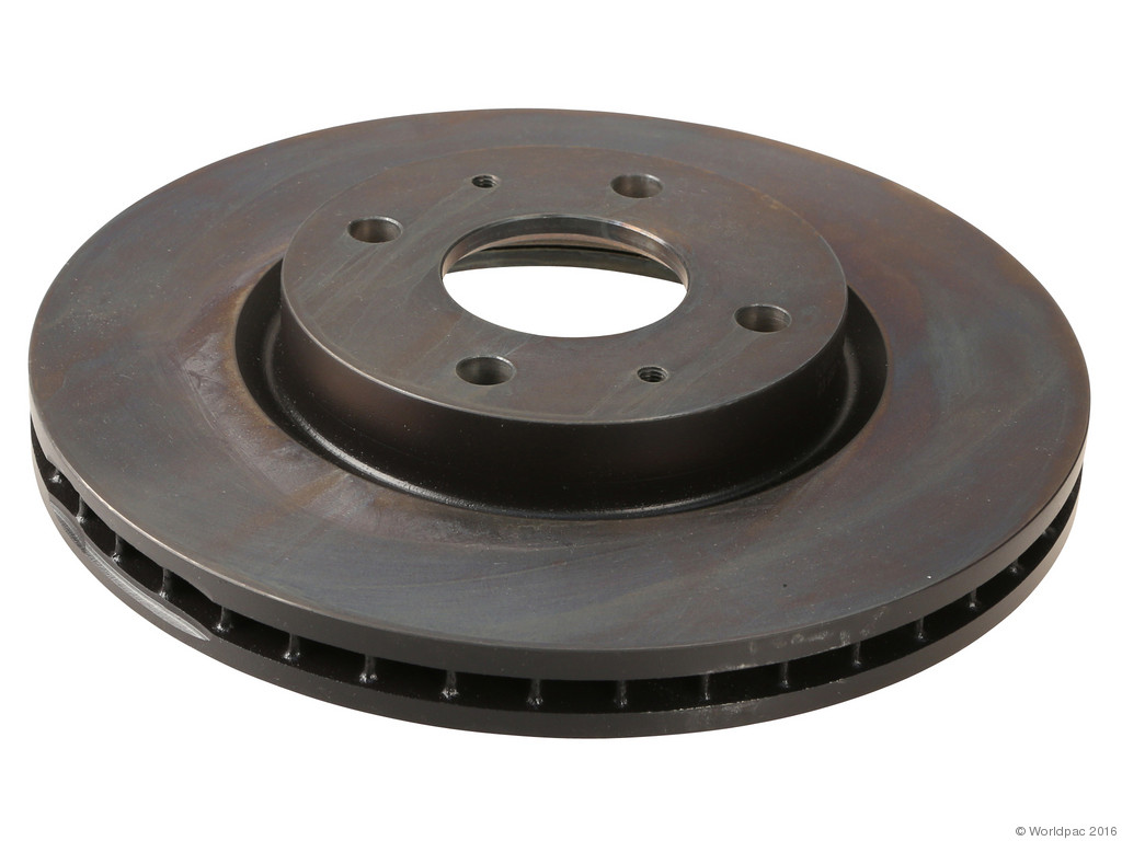 FBS - Motorcraft OE Replacement Brake Disc (Front) - B2C W0133-1911245-MTR