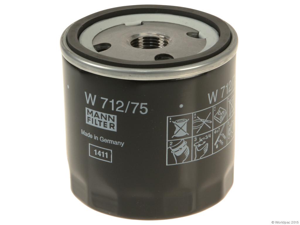 FBS - Mann-Filter Spin-On Oil Filter - B2C W0133-1917177-MAN