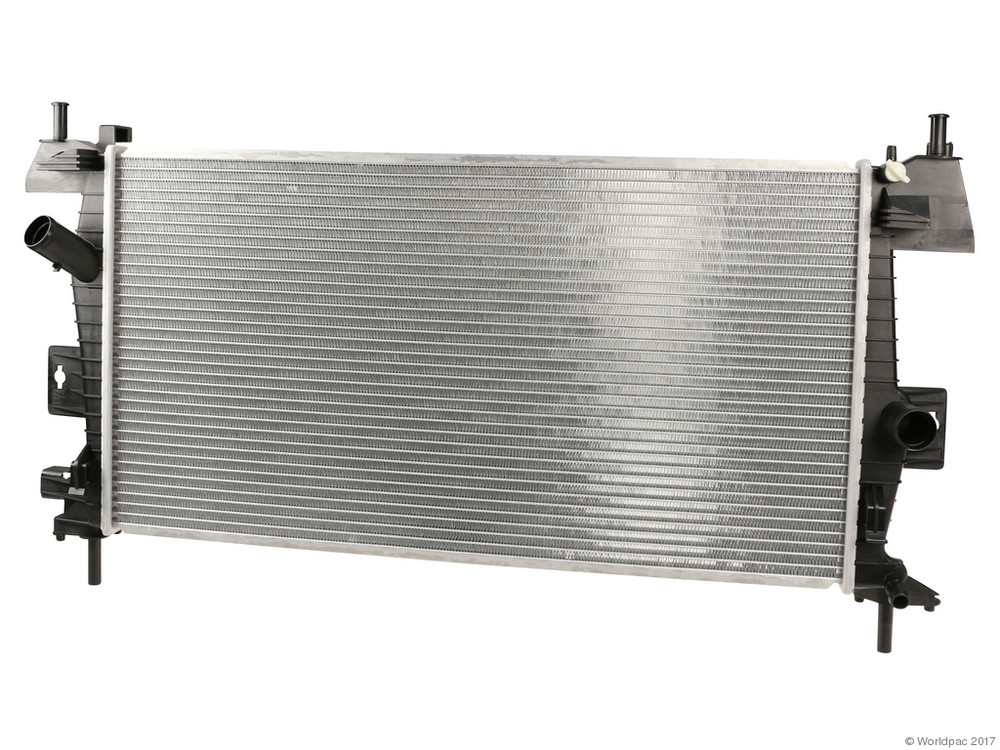 FBS - Metrix Aluminum Core Radiator Plastic Tank - B2C W0133-1919240-MTX