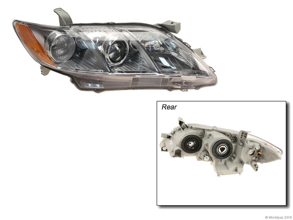 FBS - TYC Headlight (Right) - B2C W0133-1934314-TYC