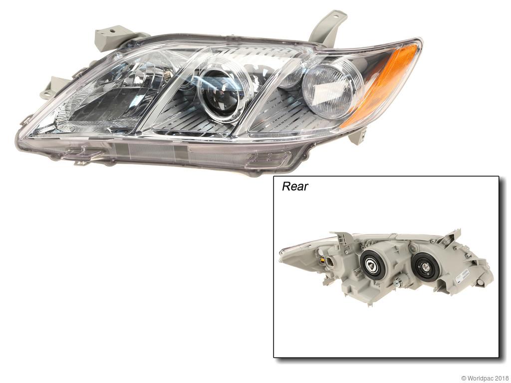 FBS - TYC Headlight (Left) - B2C W0133-1934330-TYC