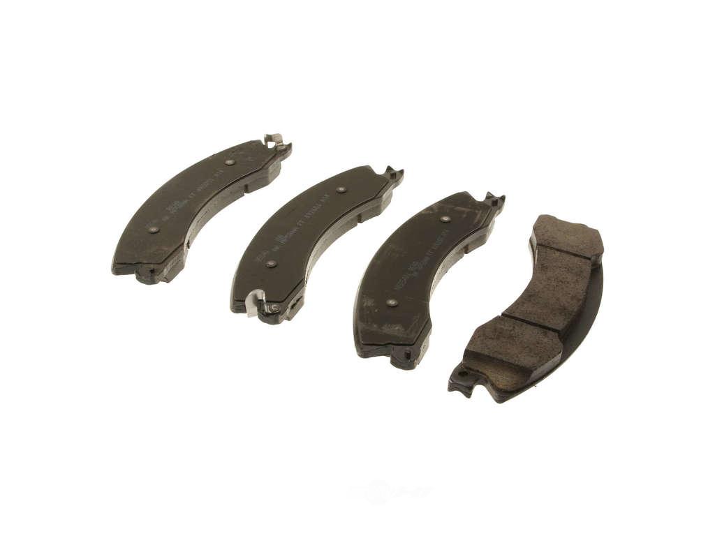 FBS - Genuine Brake Pad Set (Rear) - B2C W0133-1934587-OES