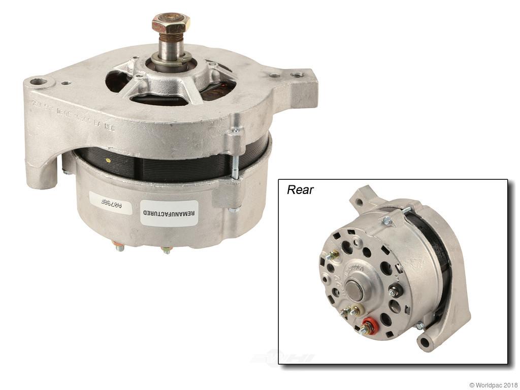 FBS - Motorcraft OE Replacement - Reman Alternator - B2C W0133-1948519-MTR