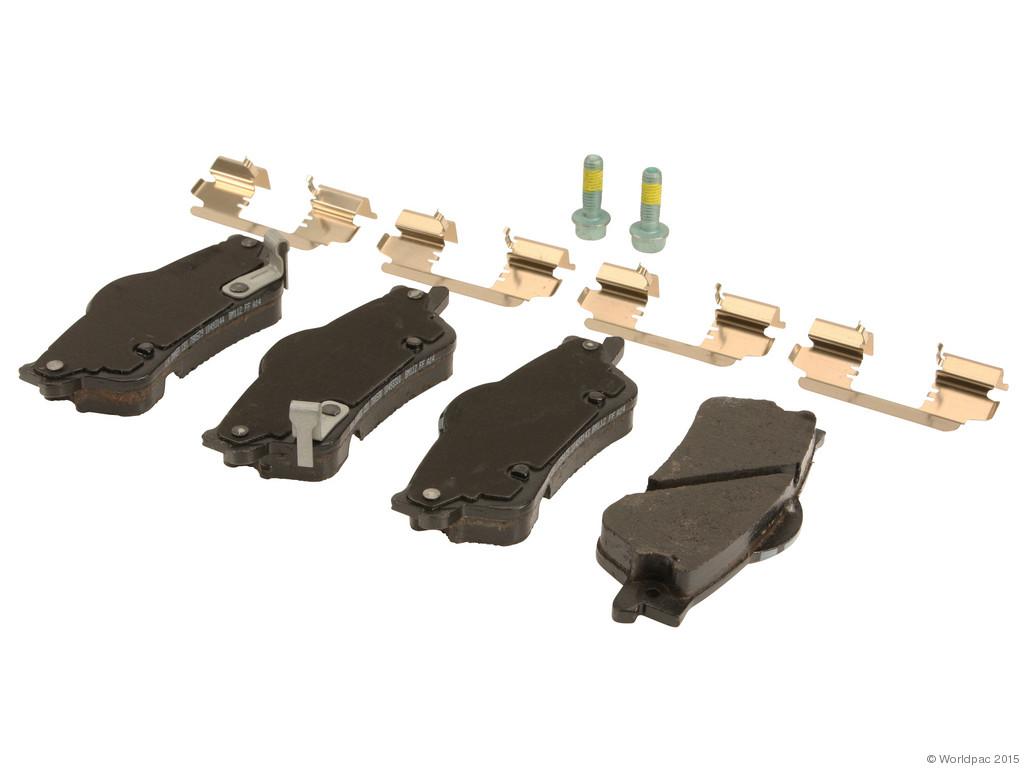 FBS - ACDelco GM OE Brake Pad Set (Rear) - B2C W0133-1953785-ACD