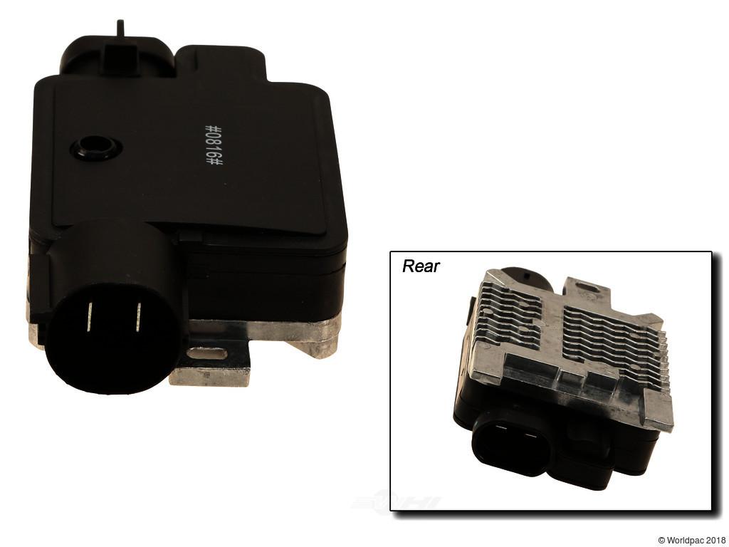 FBS - Santech/ Omega Envir. Tech. Cooling Fan Module - B2C W0133-1955990-SII