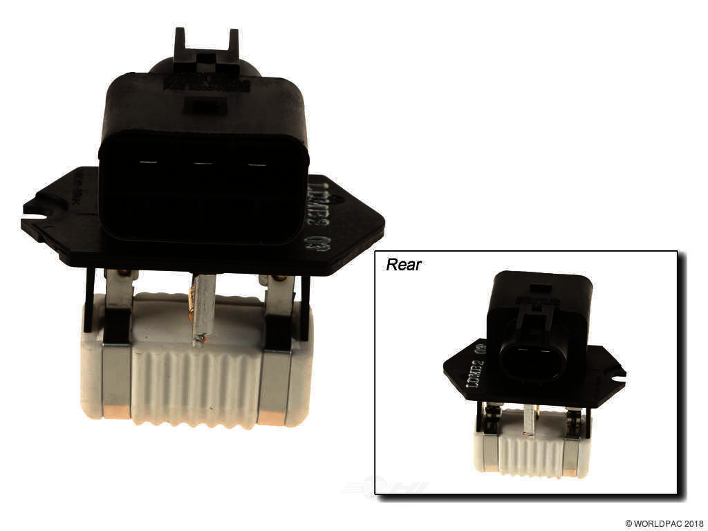 B2C CENTRAL - Genuine Auxiliary Fan Resistor - B2C W0133-1961185-OES