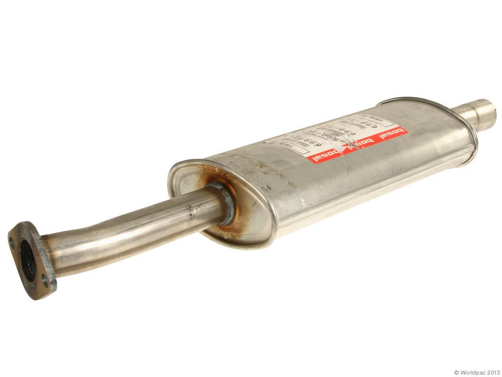 FBS - Bosal Muffler - B2C W0133-1965500-BSL