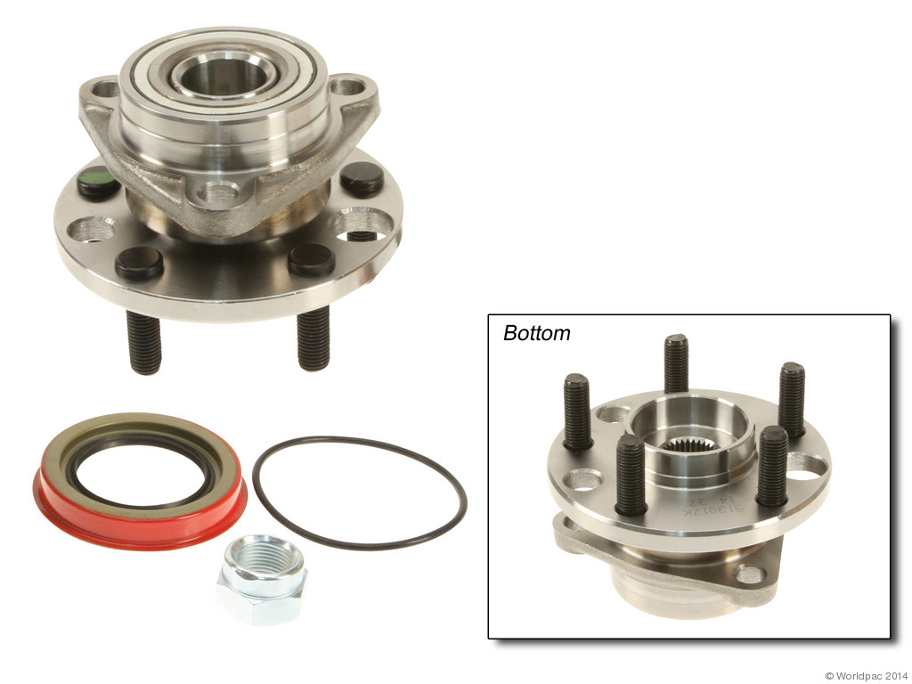 FBS - First Equipment Quality Wheel Hub Assembly (Front) - B2C W0133-1965732-FEQ
