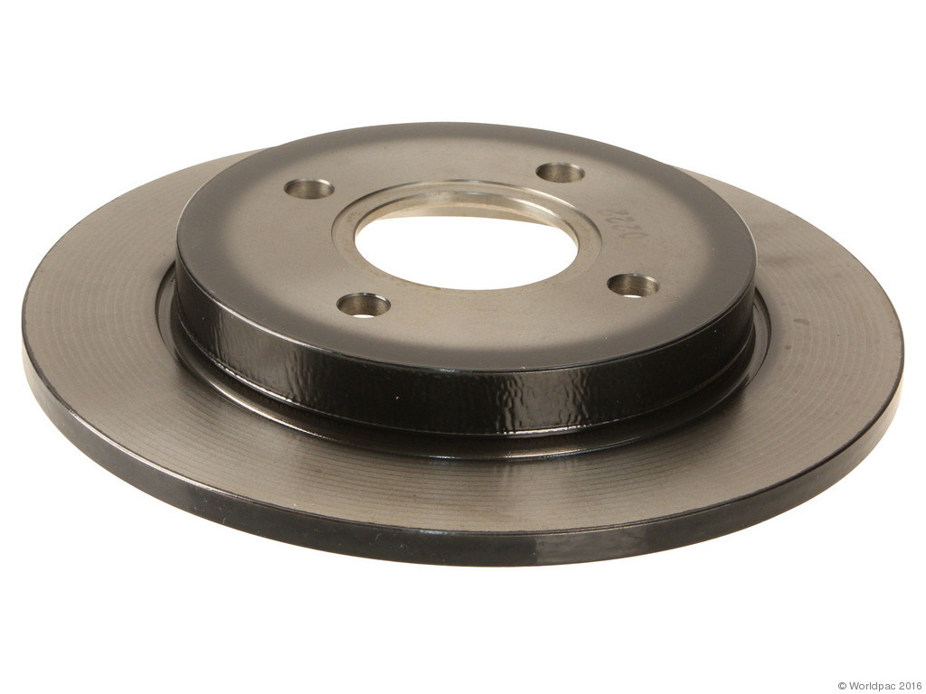 FBS - Motorcraft OE Replacement Brake Disc (Rear) - B2C W0133-1976973-MTR