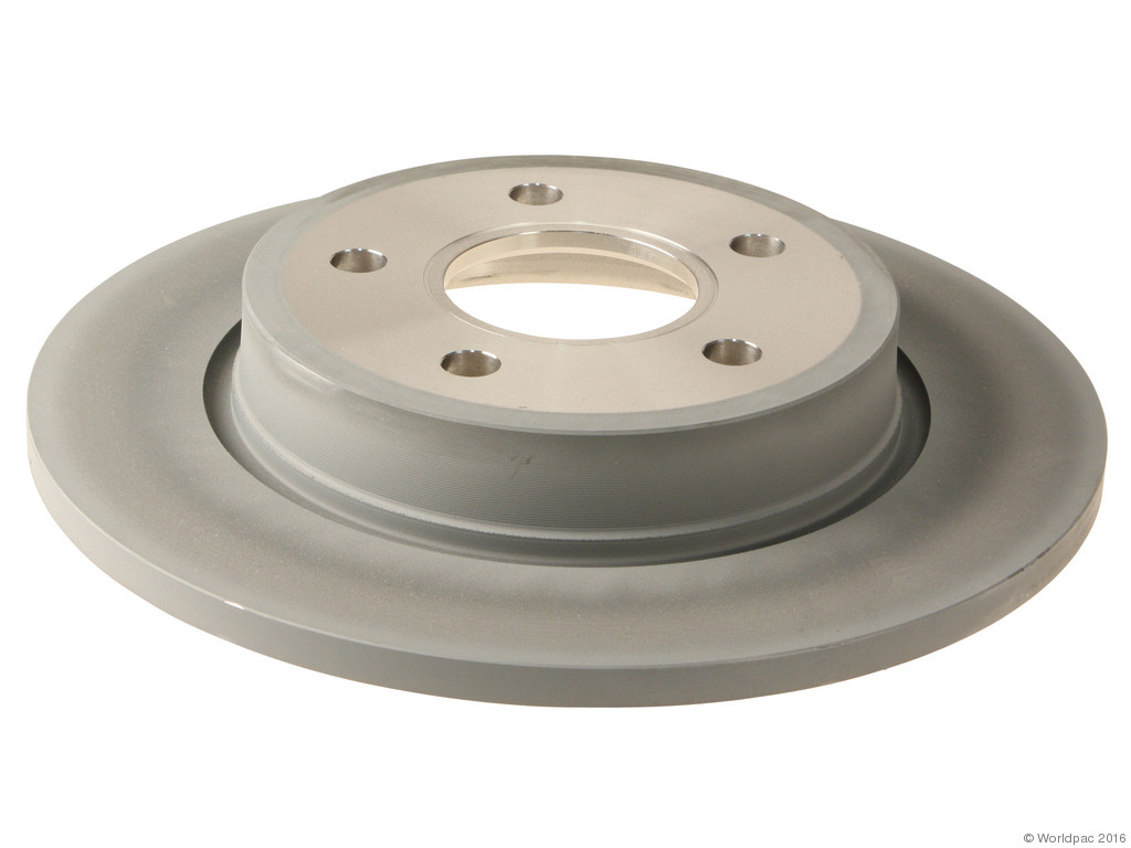 FBS - Motorcraft OE Replacement Brake Disc (Rear) - B2C W0133-1977241-MTR