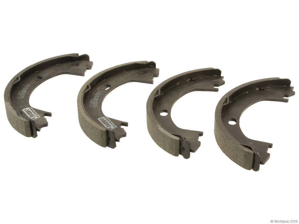 FBS - WBR Parking Brake Shoe Set (Rear) - B2C W0133-1978953-WBR