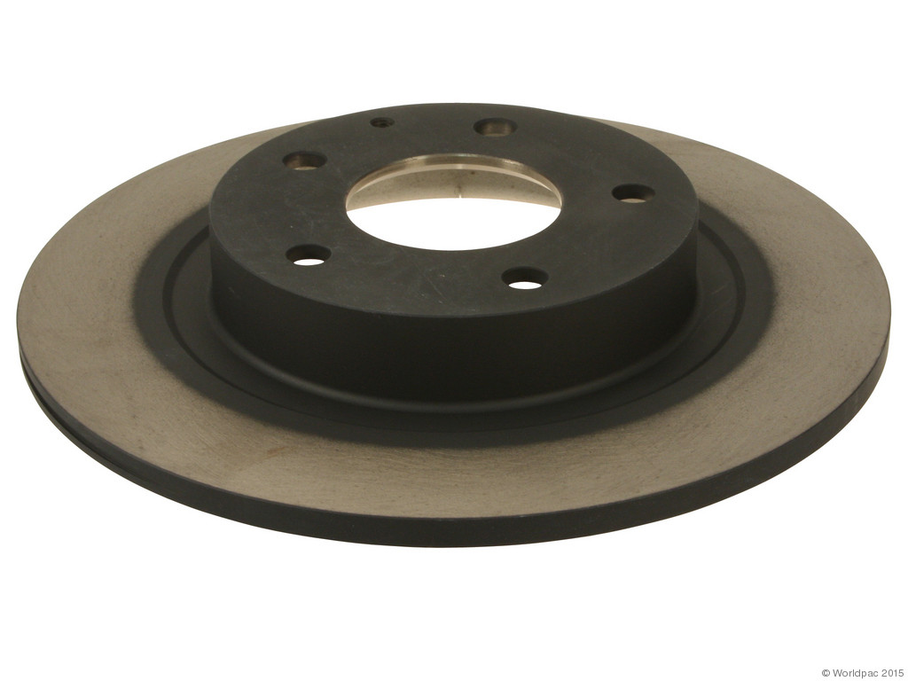 Genuine -  OE Replacement Brake Disc (Rear) - B2C W0133-1984638-OES