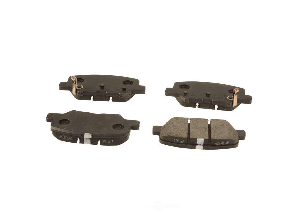 FBS - Genuine Brake Pad Set (Rear) - B2C W0133-2034878-OES