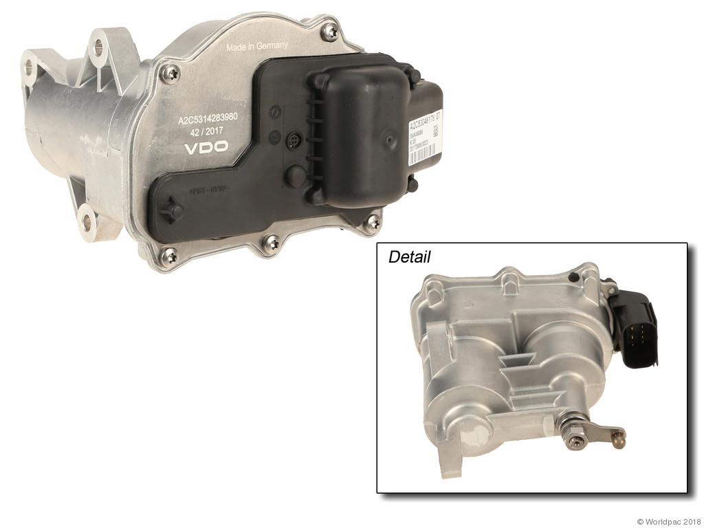FBS - VDO Throttle Control Actuator - B2C W0133-2036751-VDO