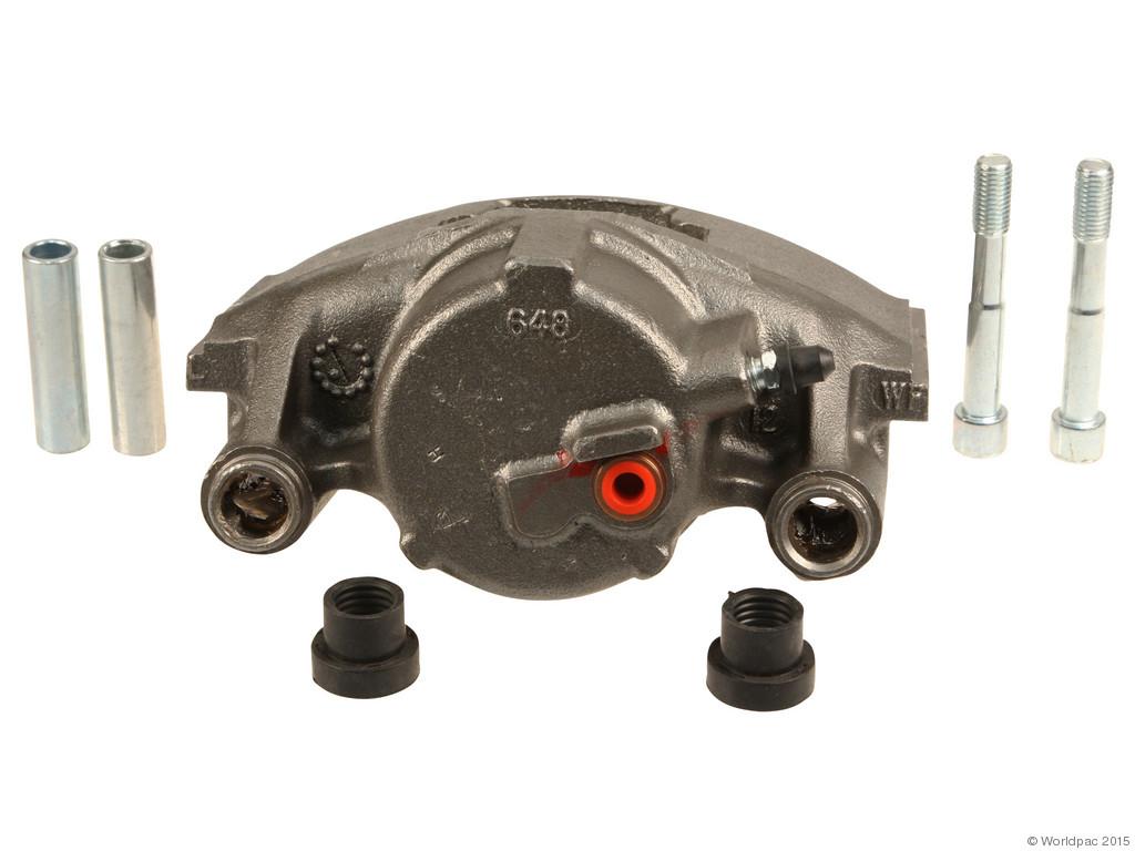 FBS - ACDelco Professional DuraStop Brake Caliper Reman (Front Left) - B2C W0133-2043362-ACD