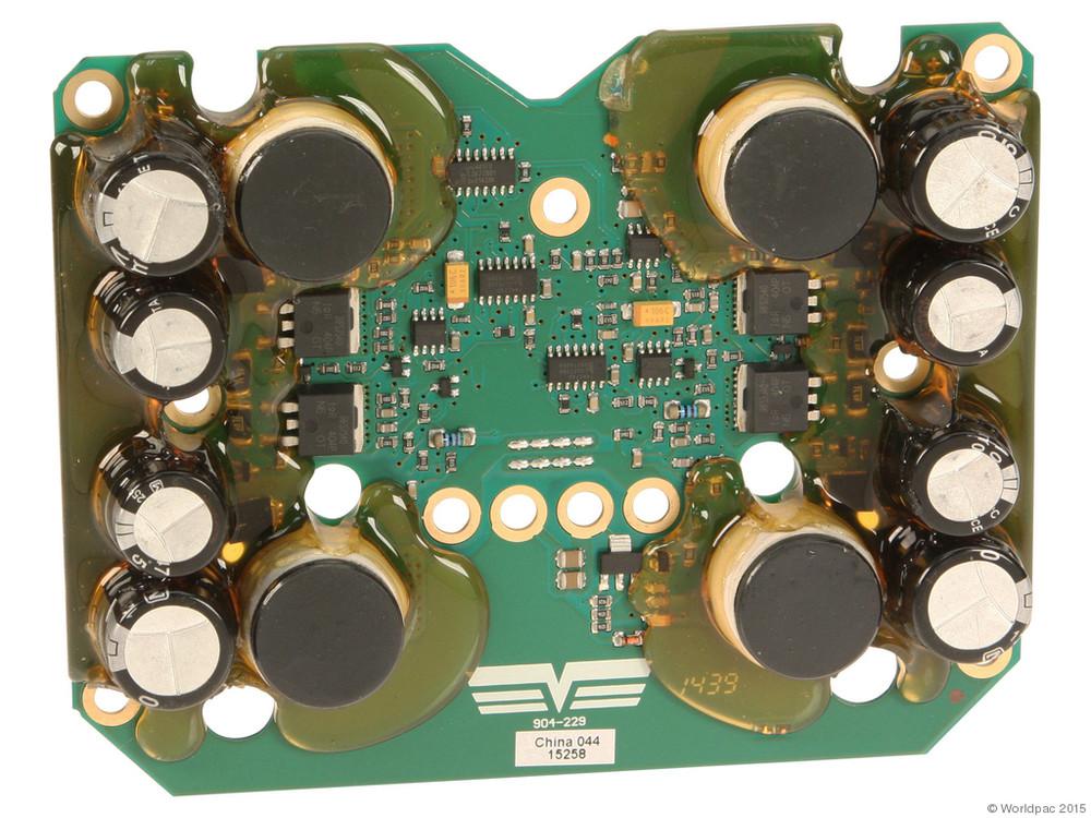 FBS - Dorman Diesel Injector Driver Module Circuit Board Kit - B2C W0133-2049981-DOR