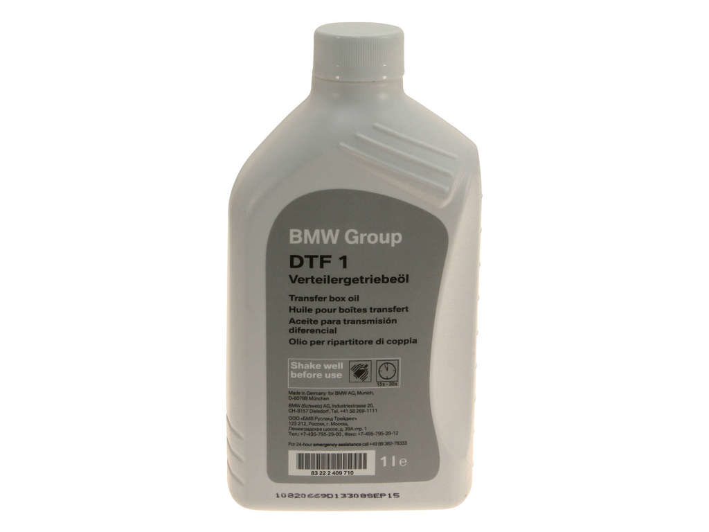 FBS - Genuine Conventional Mineral Transfer Case Fluid TF0870 - 1 Liter - B2C W0133-2050562-OES