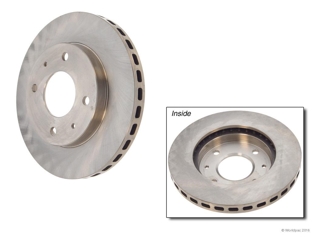 FBS - Brembo Coated Brake Disc Premium (Front) - B2C W0133-2051348-BRC