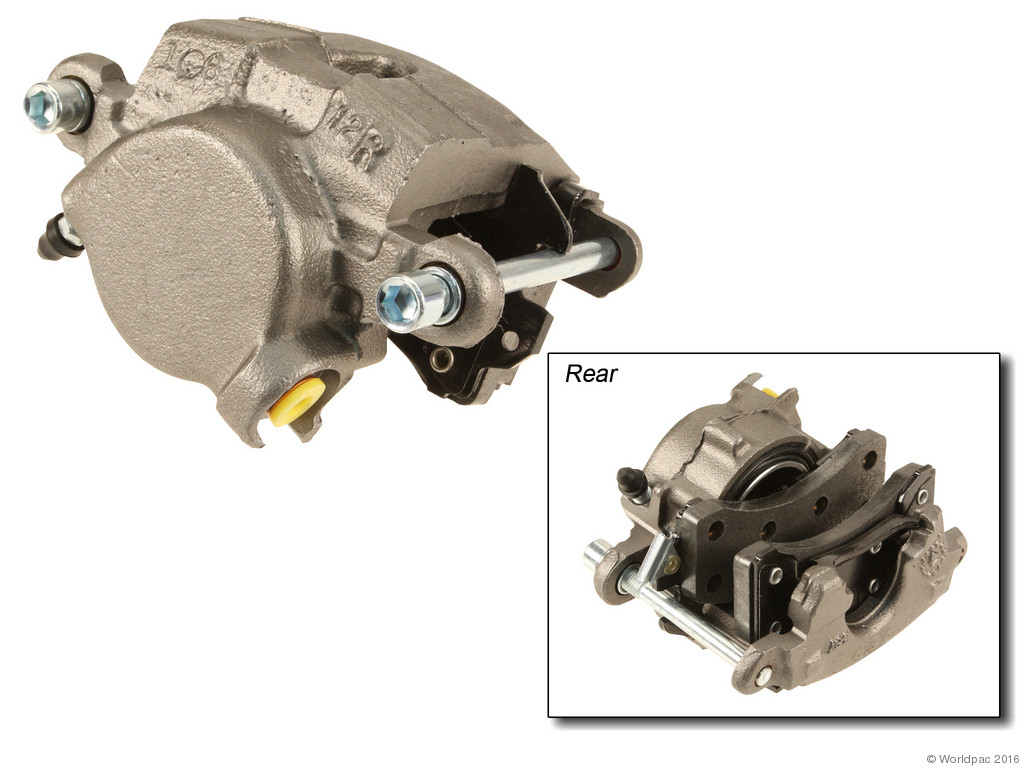 FBS - ACDelco Professional DuraStop w/ Pads Brake Caliper Reman (Front Right) - B2C W0133-2056914-ACD