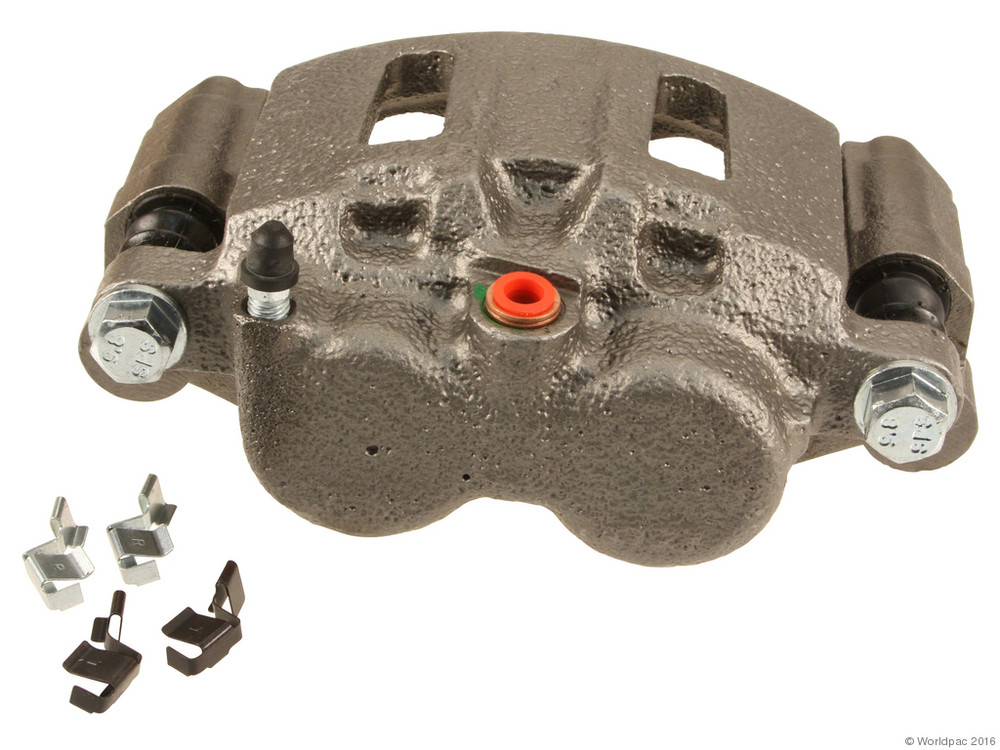 FBS - ACDelco Professional DuraStop Brake Caliper Reman (Front Right) - B2C W0133-2057053-ACD