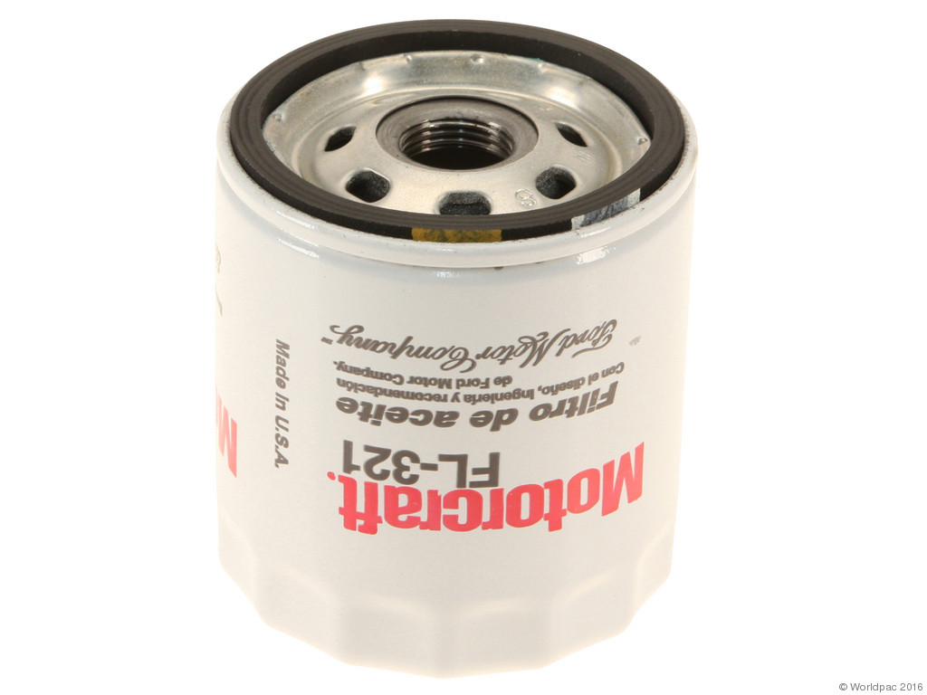 FBS - Motorcraft Spin-On Oil Filter - B2C W0133-2077570-MTR