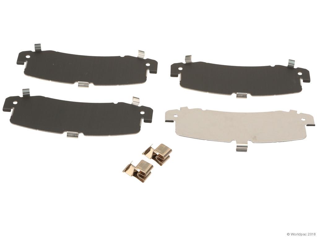 FBS - Genuine Brake Pad Shim (Rear) - B2C W0133-2077977-OES
