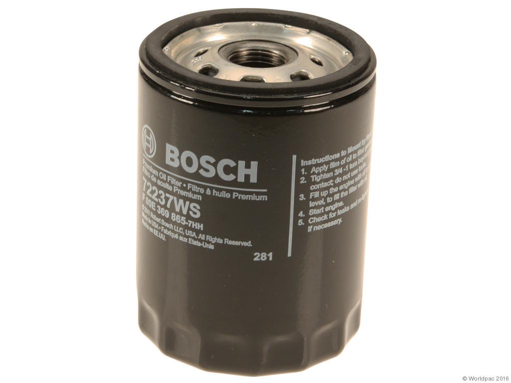 FBS - Bosch Workshop Oil Filter - B2C W0133-2079310-BOS